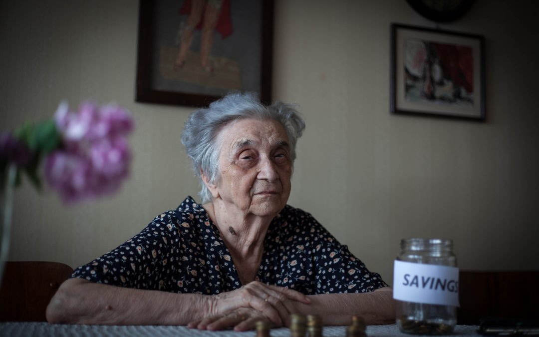 A Million Pensioners in Poverty